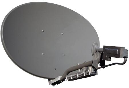 тв тарелка с интернетом на дачу